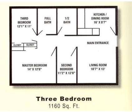3 Beds - Perry Lake Village at 26741 Lake Vue Drive in Perrysburg OH is a Apartment