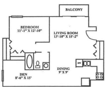 1 Bed - West Grove on the Lake at 2105 Kensington Dr in Waukesha WI is a Apartment