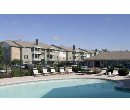 1 Bed - SouthRidge Apartments at 1100 County Line Rd in Kansas City KS is a Apartment
