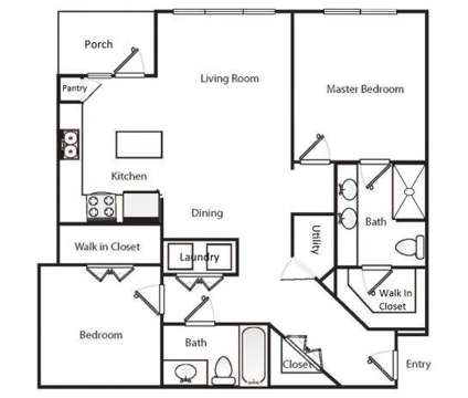 2 Beds - Barnbeck Place at 398 Federal Rd in Brookfield CT is a Apartment