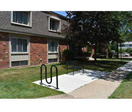 1 Bed - Country Corner Apartments & Townhomes at 30300 Southfield Road in Southfield MI is a Apartment