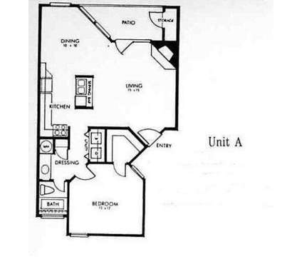 1 Bed - Waterford On The Green at 6228 Glenview Drive in North Richland Hills TX is a Apartment