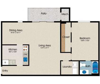 1 Bed - Annapolis Roads Apartments at 1 Eaglewood Rd in Annapolis MD is a Apartment