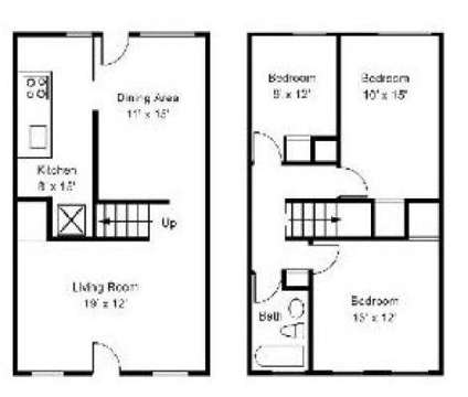 3 Beds - Gray Haven Townhomes at 7900 North Boundary Rd in Dundalk MD is a Apartment