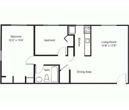 2 Beds - Boston Crossing Apartments at 5800 Boston St in Baltimore MD is a Apartment