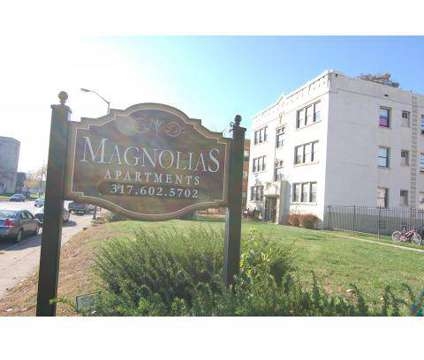 Studio - Magnolias, The at 3340 North Meridian in Indianapolis IN is a Apartment