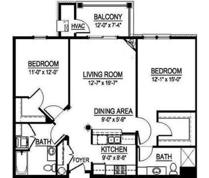 2 Beds - Georgetown Square at 16505 W Wisconsin Avenue in Brookfield WI is a Apartment