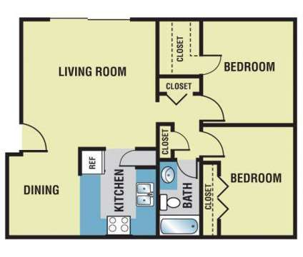2 Beds - Castle Bluff Apartments at 2791 Castle Bluff Ct Se in Grand Rapids MI is a Apartment