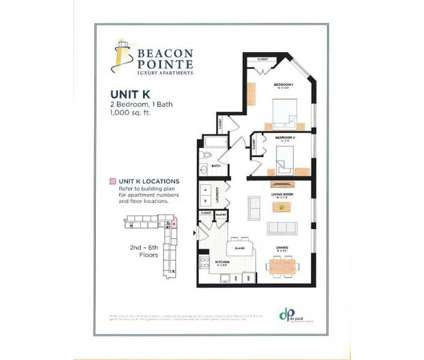 2 Beds - Beacon Pointe Luxury Apartments at 9503 State Rd in Philadelphia PA is a Apartment