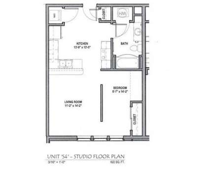 Studio - The Delaware at 2205 N Delaware St in Indianapolis IN is a Apartment