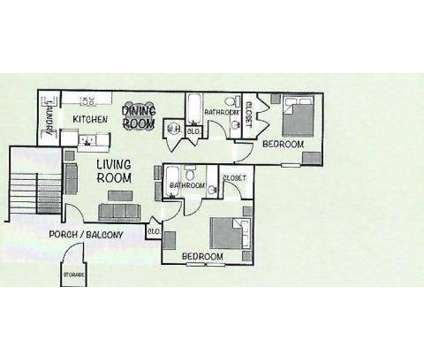 2 Beds - Chapel Ridge at 1500 Chapel Ridge Way in Brandon MS is a Apartment