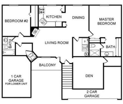2 Beds - Lincolnshire Coach Homes at 55th St & Lincolnshire Blvd in Milwaukee WI is a Apartment