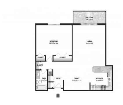 1 Bed - Laurel at West End at 5610 Laurel Avenue in Golden Valley MN is a Apartment
