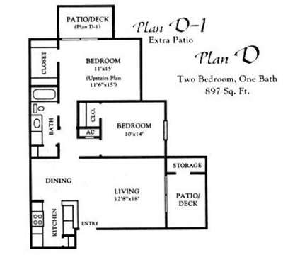 2 Beds - Cedars at Ellington at 950 Fm 1959 Road in Houston TX is a Apartment