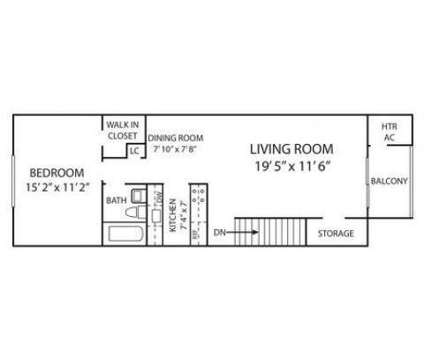 1 Bed - Pennswood Apartments at 4913 Wynnewood Rd in Harrisburg PA is a Apartment
