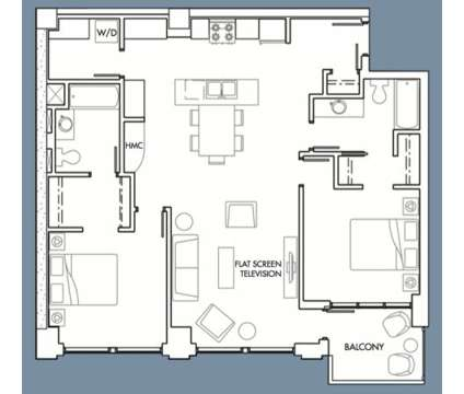 2 Beds - 38 Commerce at 38 Commerce St in Grand Rapids MI is a Apartment