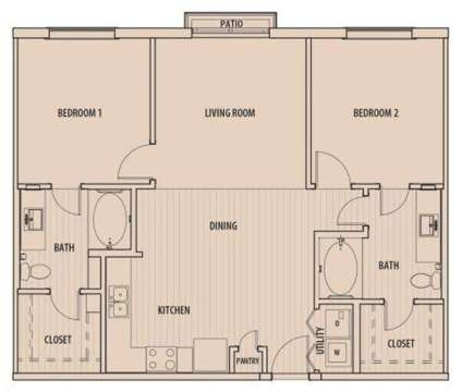 2 Beds - Gateway Cedars at 1100 N Gateway Boulevard in Forney TX is a Apartment