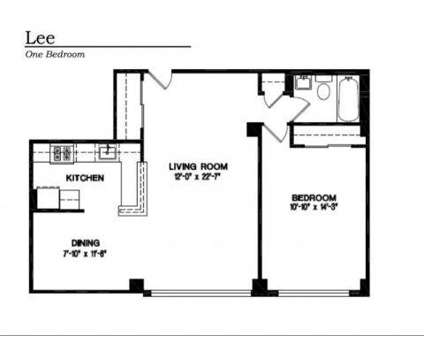 1 Bed - Potomac Towers at 2001 N Adams St in Arlington VA is a Apartment