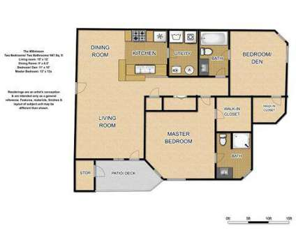 2 Beds - The Springs of Royal Oaks at 1800 N Cole Rd in Boise ID is a Apartment