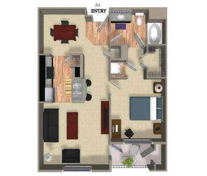 1 Bed - Cielo Apartments at 6715 E Union Ave in Denver CO is a Apartment