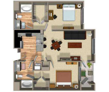 2 Beds - Cielo Apartments at 6715 E Union Ave in Denver CO is a Apartment