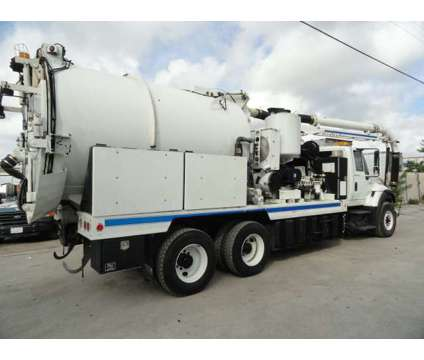 2006 International 7600 VacCon VACUUM/ JETTER COMBO is a 2006 International 7600 Model Other Commercial Truck in Miami FL