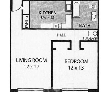 1 Bed - Four Seasons Apartments at 8010 Summerfield Cir in Louisville KY is a Apartment