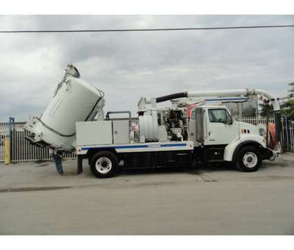 2003 Sterling L7500 VacCon VACUUM/ JETTER COMBO is a 2003 Thunder Mountain Sterling Other Commercial Truck in Miami FL