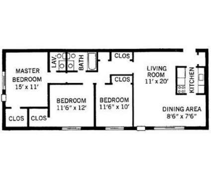 3 Beds - Pleasant Valley Apartments at 7656 Broadview Rd in Cleveland OH is a Apartment