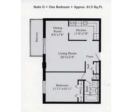 1 Bed - Tower in the Park at 55 Barrett Rd in Berea OH is a Apartment