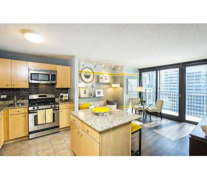 1 Bed - Aqua at Lakeshore East Apartments at 225 N Columbus Dr in Chicago IL is a Apartment