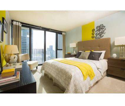 2 Beds - Aqua at Lakeshore East Apartments at 225 N Columbus Dr in Chicago IL is a Apartment