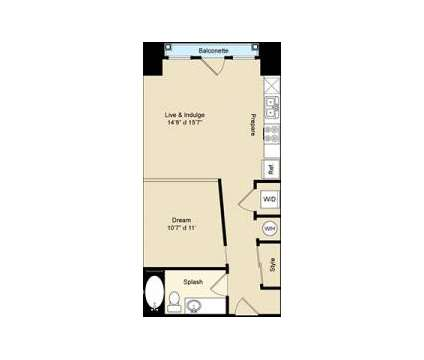 1 Bed - Arthouse at 251 Town Center Ln in Keller TX is a Apartment