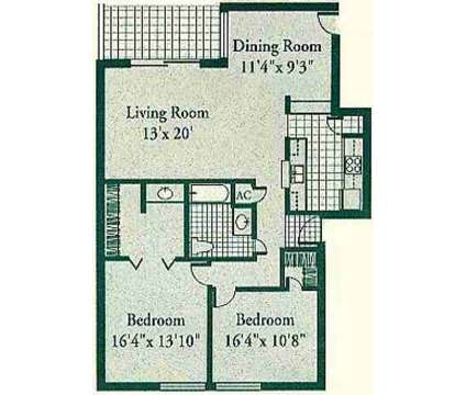 2 Beds - Avalon Hill at 7557 Arlington Expressway in Jacksonville FL is a Apartment