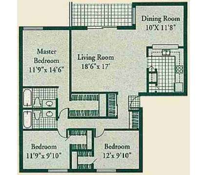 3 Beds - Avalon Hill at 7557 Arlington Expressway in Jacksonville FL is a Apartment