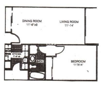 1 Bed - Cambridge Park Apartments at 1100 Princeton Square Circle in Cincinnati OH is a Apartment