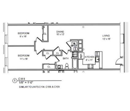 2 Beds - Lofts at Lancaster Mills at 55 Green St in Clinton MA is a Apartment