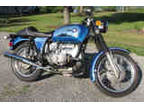 1972 Bmw R755 Monza Blue Toaster Clean Running Condition