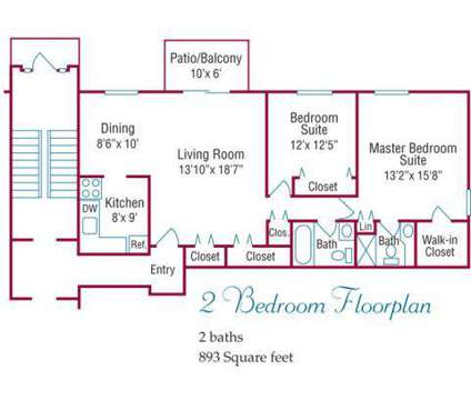 2 Beds - Oak Forest at 2220 Alsace Rd in Reading PA is a Apartment