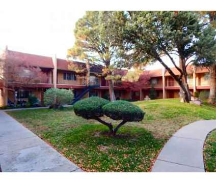 2 Beds - Monterey Manor Apt Homes at 12201 Lomas Boulevard Ne in Albuquerque NM is a Apartment