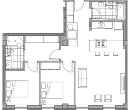 2 Beds - The Rowe at 201 Michigan St in Grand Rapids MI is a Apartment