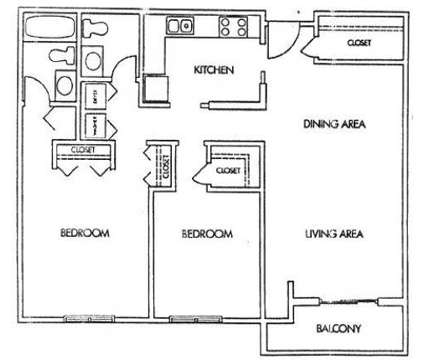 2 Beds - The Gables at 9741 Grand Ave South in Bloomington MN is a Apartment