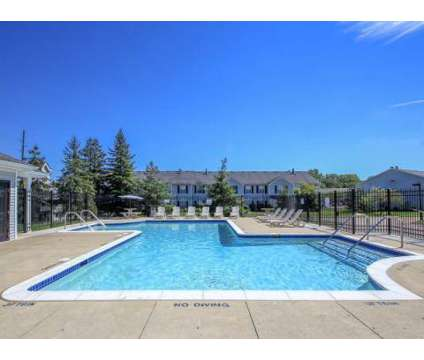 2 Beds - Green Meadows Apartments at 11551 Quirk Rd in Belleville MI is a Apartment