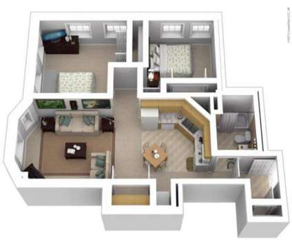 2 Beds - Majestic Loft Apartments at 231 W Wisconsin Avenue in Milwaukee WI is a Apartment