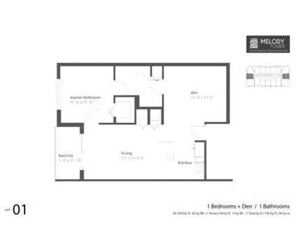 1 Bed - Melody Tower at 245 Ne 14 St in Miami FL is a Apartment