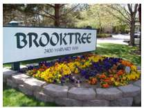 1 Bed - Brooktree Apartments