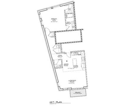 1 Bed - Walker's Landing at 2056 N Commerce St in Milwaukee WI is a Apartment