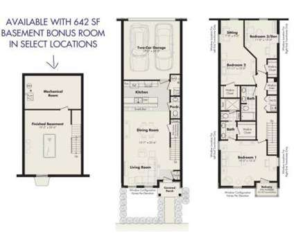 3 Beds - Parkways of Auburn Hills at 124 Optimist in Auburn Hills MI is a Apartment