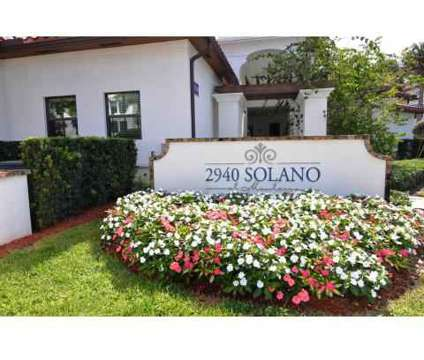 3 Beds - 2940 Solano at Monterra at 2940 Solano Ave in Cooper City FL is a Apartment
