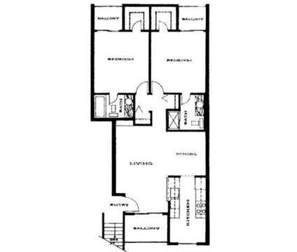 2 Beds - Rancho Verde at 5800 Truchas Drive Ne in Albuquerque NM is a Apartment